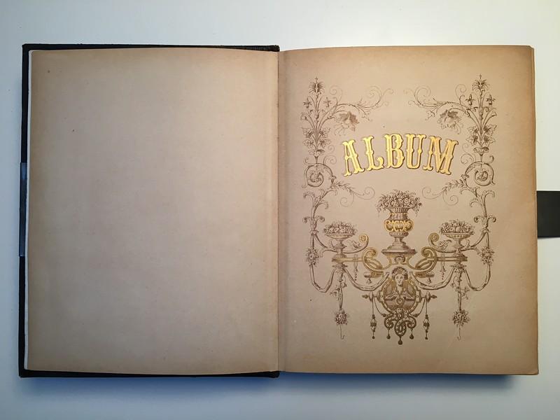 Johanne Hedemanns Album folioside