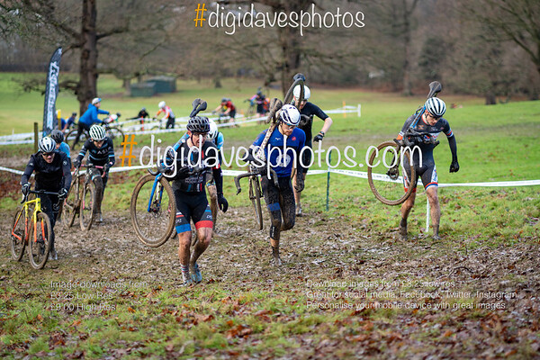 LondonCXLeague-SomerHill-Tonbridge Senior race