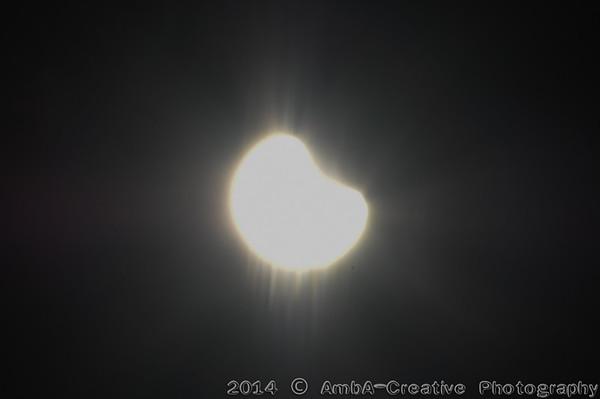 2014 Solar Eclipse