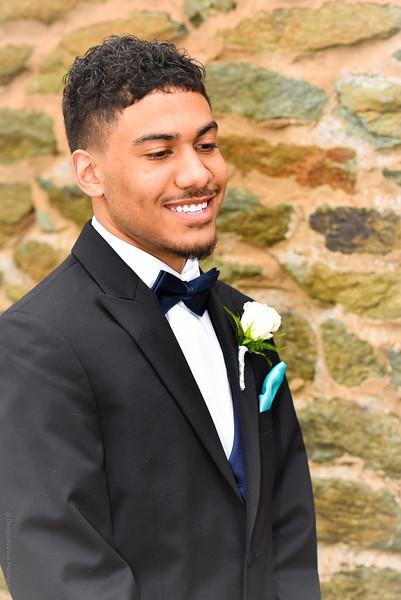 Jordans Prom Shoot