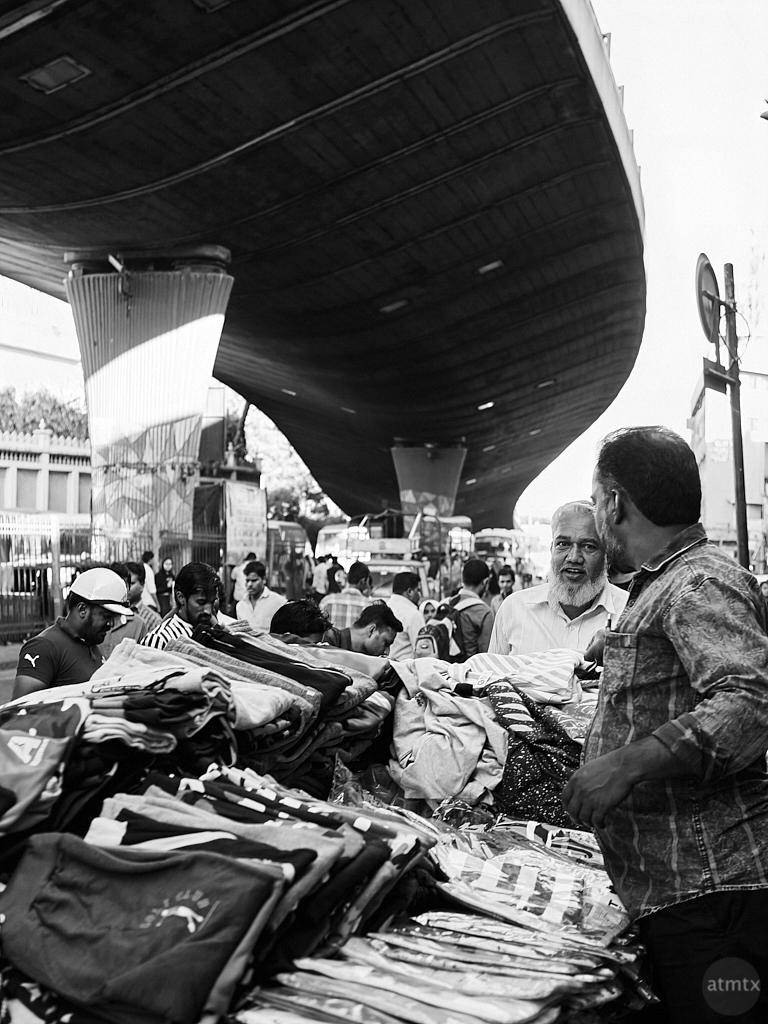 Street Vendors - Bangalore, India