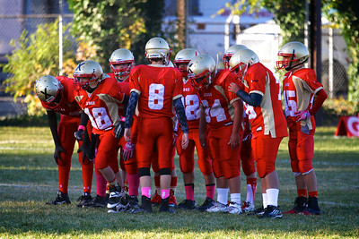 Judge Football Midget vs Park City • 10-26-2013