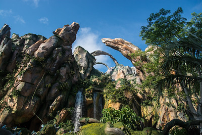 Pandora: The Land of Avatar