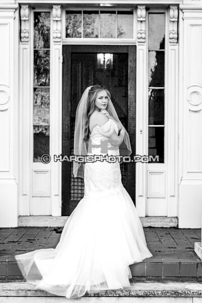 Hall Bridal Portraits
