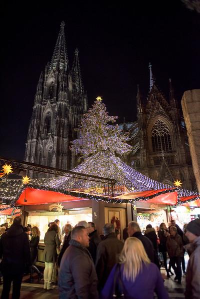 Weihnachten Market