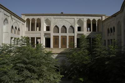 Kashan - Tabatabaee House
