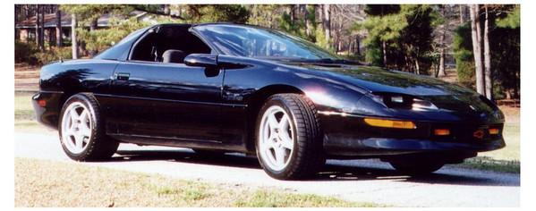 1994 Camaro Z28 Vortech 530rwhp