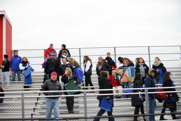 Cheerleaders & Fans
