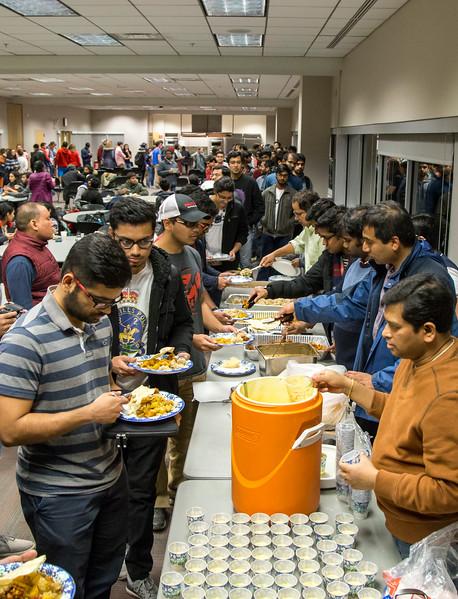 2017 Vegetarian Thanksgiving Dinner