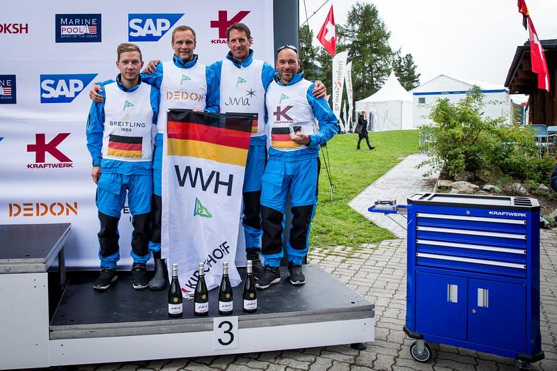3rd place: Wassersport Verein Hemelingen, Germany © SCL/Sailing Energy