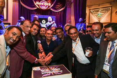 3.21.14 La Quinta Event Party at Hard Rock Cafe