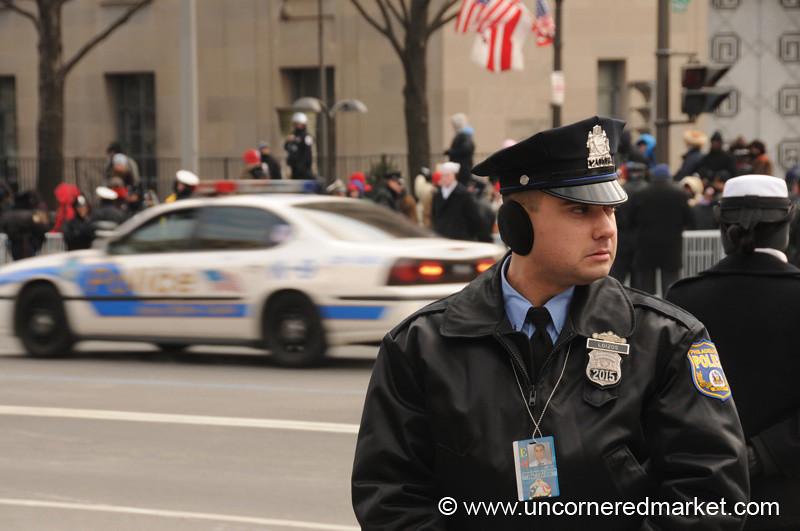 Police - Washington DC, USA