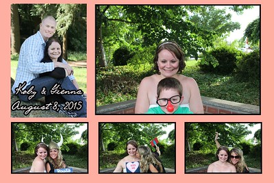 Cumbo Wedding Photo Booth 8.8.2015