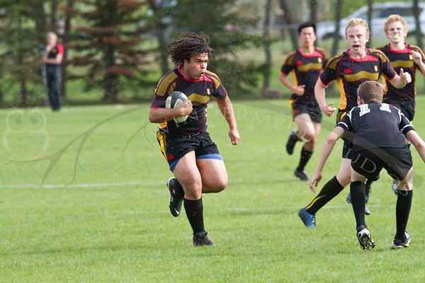 Rugby vs. MELazerte