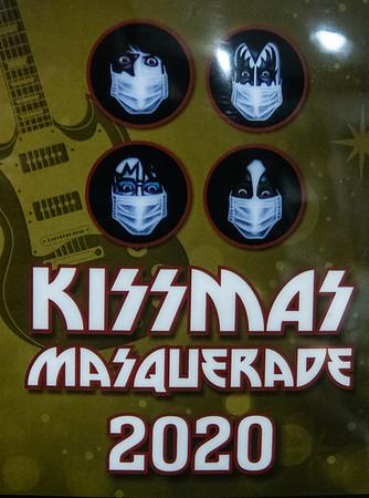 KISSMAS MASQUERADE 2020