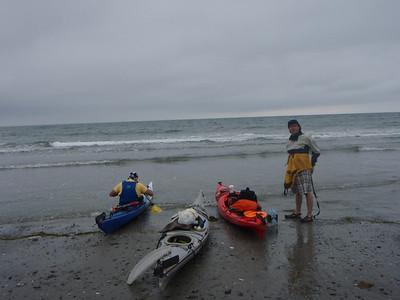 Kayak trip w Eds new one 06052009