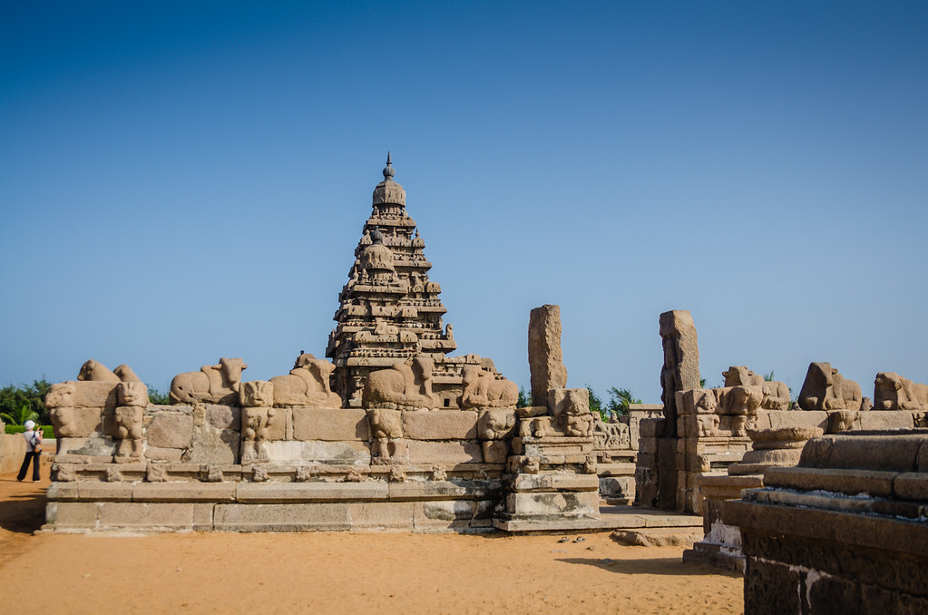 UNESCO World Heritage Sites in India: Mahabalipuram