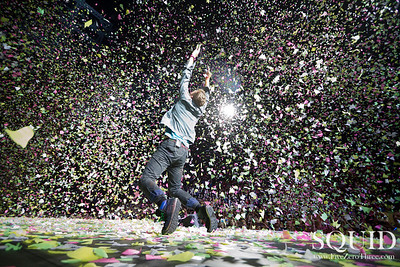 Coldplay Portland