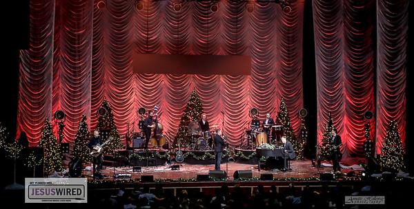 Chris Tomlin Christmas Songs of Worship Tour in VA 12-08-18