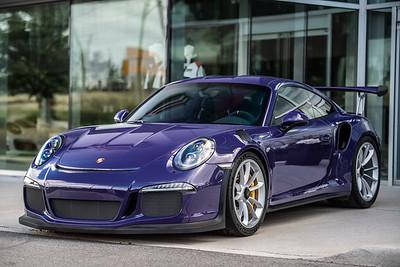 J.K. Porsche GT3RS