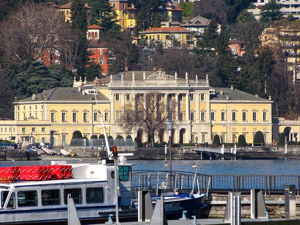 Lake Como — March 4-6, 2011
