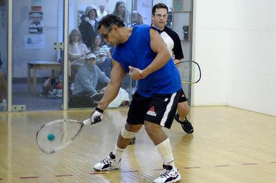 2006-12-10 Mens Open Semifinals Benderoth over Gonzalez