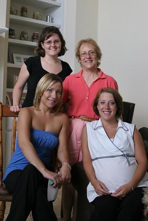 Bekah's Baby Shower - June 3, 2007