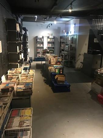Bloomsbury + interior of Kaki and Adanam