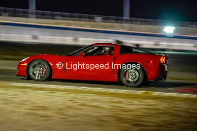 Red C6 Z06 Corvette