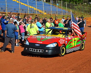 Toccoa Raceway May 7th 2017