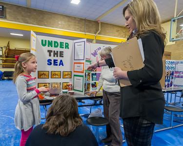 Pioneer Elementary School Science Fair