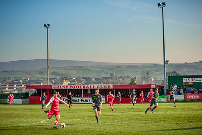 Colne v. Kendal Town, Northern Premier League West, 23/02/2019