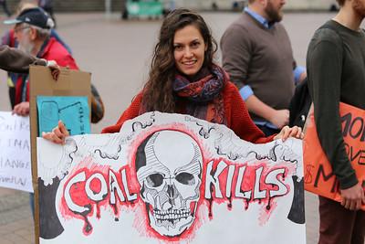 Coal Vote & Rally