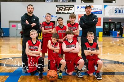 Outlaws Basketball 2-13-21