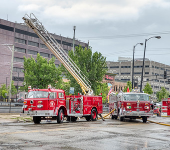 Chicago Fire Academy Muster 2019