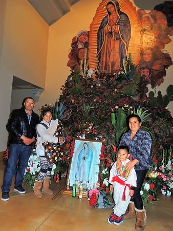 12-09-15 Virgen de Guadalupe Reina de Mexico