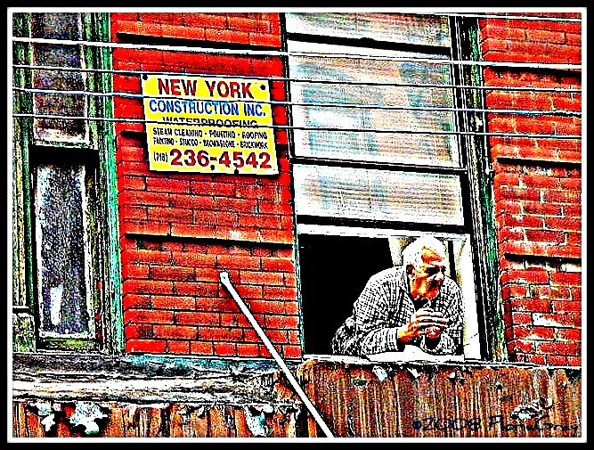 Windowguy, Little Italy 