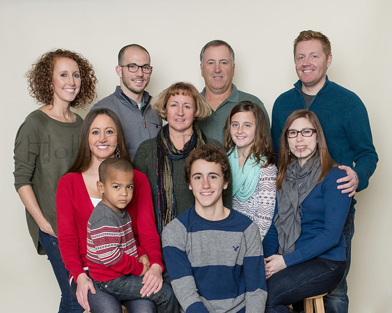 {the Mark Beyers family}