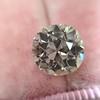 2.35ct Antique cushion Cut Diamond, GIA K VS1 22