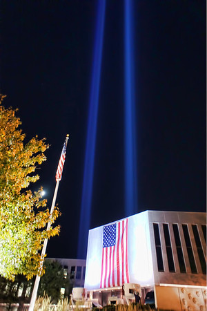 The 10yr anniversary of 9/11