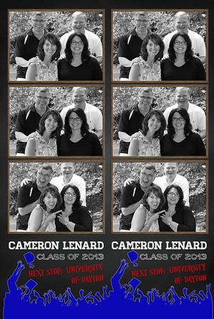 Cameron Lenard's Grad Party 06.02.13