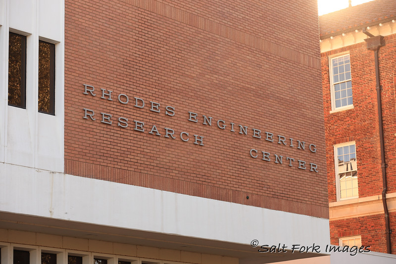 I spent a lot of time in the materials testing lab back in 1988.  Clemson University - Clemson, South Carolina
