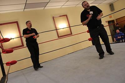 Northeast Championship Wrestling Wrestlefest XV November 15, 2019