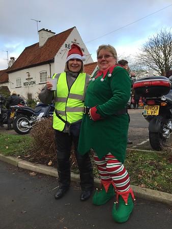 Bottesford Toy Run - 27th November 2016