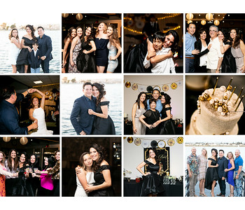 MBYC Event Photography, Felicia's 50th birthday celebration at Mission Bay Yacht Club March 2019