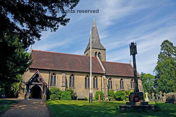 All Saints Church, Highbrook, Sussex