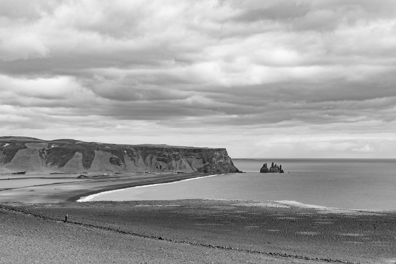 Black Sand Beach I