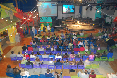 2012-12-10 - Student worship