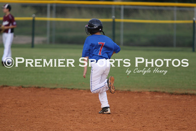Rusk vs. White Oak 7/9/2012