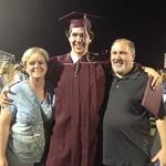 James graduation day